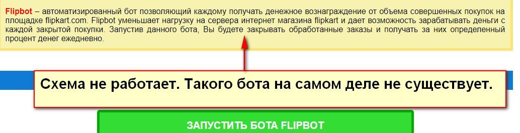 FlipBot, компания Flipkart