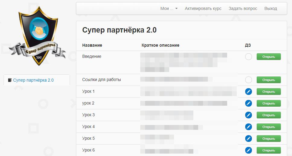 Супер Партнерка 2.0