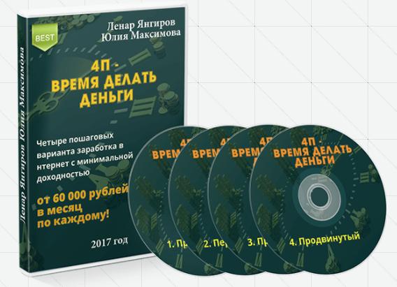 4П - время делать деньги, Ленар Янгиров, Юлия Максимова