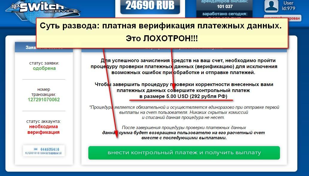 IPSwitch Service, блог Владимира Подольского