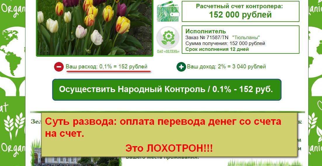 Зеленый Народный Контроль