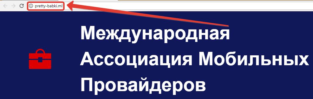 Международная Ассоциация Мобильных Провайдеров