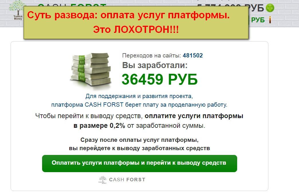 Money Spayce, продай свой интернет трафик