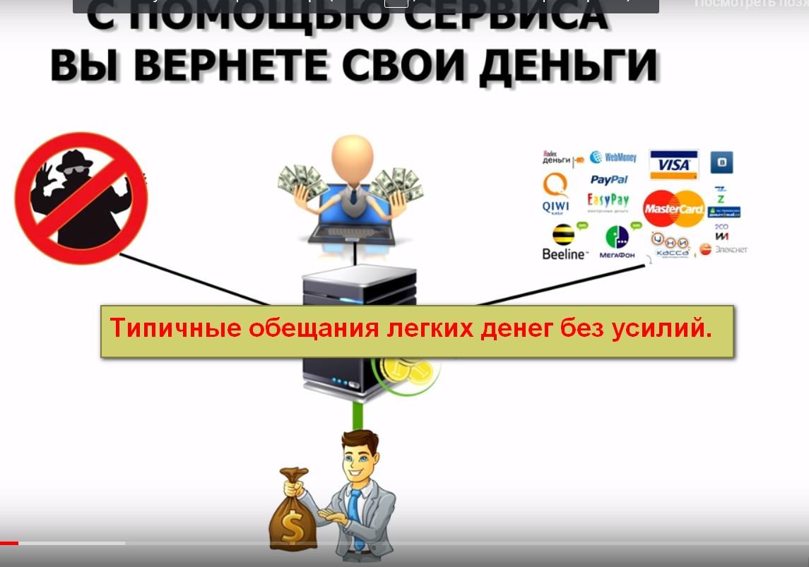 Национальная система СКВО, сервис компенсаций