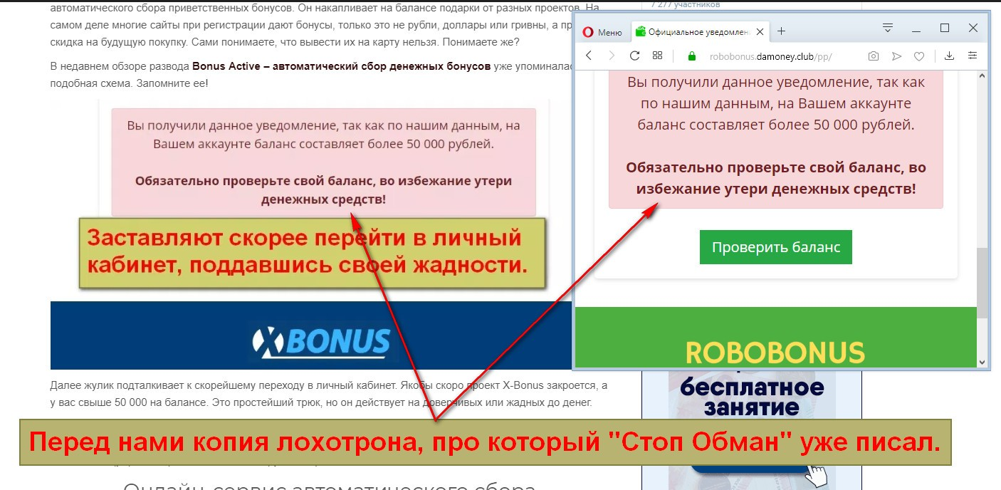 RoboBonus, платформа онлайн заработка №1